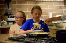 Kid's Pie Making Class 9.19.15-001