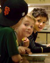 Kid's Pie Making Class 9.19.15-009