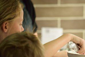 Kid's Pie Making Class 9.19.15-085