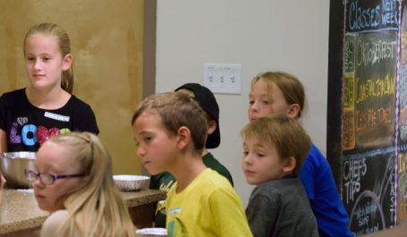 Kid's Pie Making Class 9.19.15-097