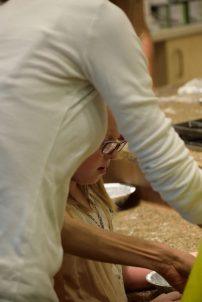 Kid's Pie Making Class 9.19.15-110