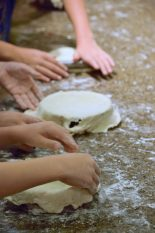 Kid's Pie Making Class 9.19.15-214