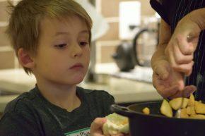 Kid's Pie Making Class 9.19.15-239