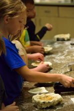 Kid's Pie Making Class 9.19.15-248
