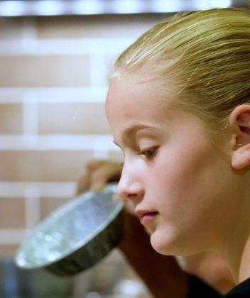 Kid's Pie Making Class Sarah3