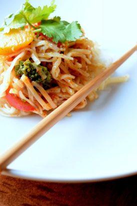 Thai Peanut Noodles-008
