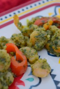 Freaky Spicy Pesto and Shrimp-007