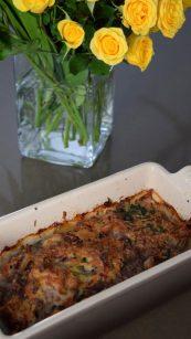 Italian Bacon Meatloaf