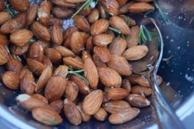 Rosemary Lavender Candied Almonds-005