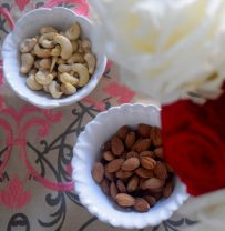Ginger Rose Toasted Nuts