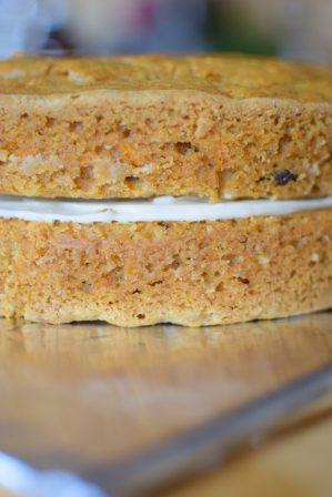 Gluten Free Carrot Cake-017