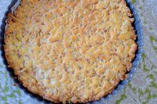 Chocolate Peanut Butter Pretzel Tart-007