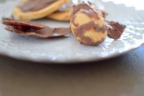 Chocolate Peanut Butter Slicks-013