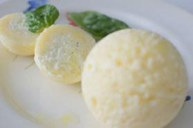 Creamy Chive Risotto Balls-019