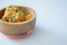 Dukkah Spice Sweet Potato and Spinach-006