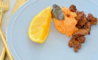 Orange Basil Sweet Potatoes and Pork-003