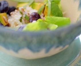 Blueberry Basil Avocado Salad-001