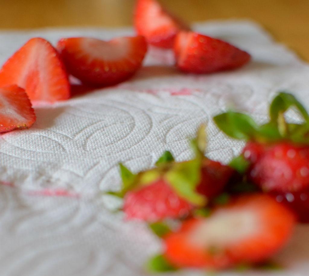 Lemon Custard Strawberry Tiara Cake Craving4more