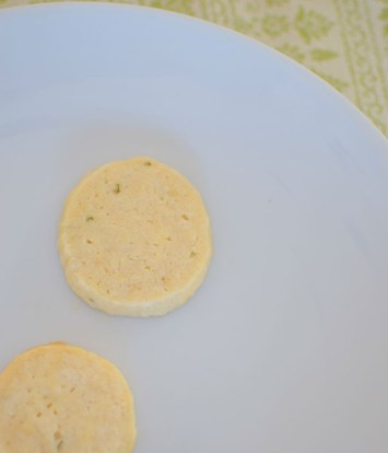 Lemon Rosemary Shortbread Cookie Coins-017