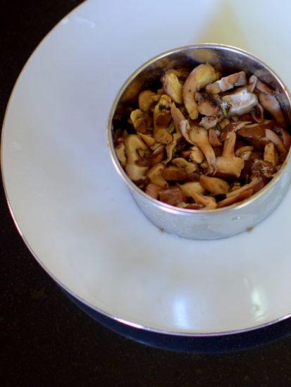 Wild Mushroom Asparagus Poached Egg-002