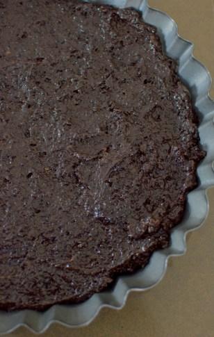 Chocolate Cherry Berry Tiara Cake-004