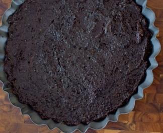 Chocolate Cherry Berry Tiara Cake-005
