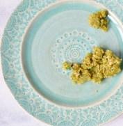 Lemon Oregano Brazil Nut Crumble