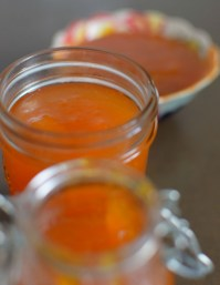 Salted Honey Cantaloupe Jam-009