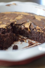 peanut-butter-fudge-brownie-pie-015