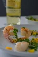 Yellow Pepper Paprika Relish and Shrimp-014