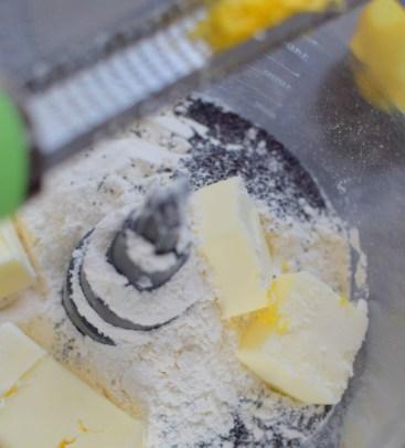Raspberry Lemonade Cream Pie with Lemon Poppyseed Crust-001