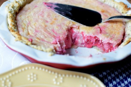 Raspberry Lemonade Cream Pie with Lemon Poppyseed Crust-029