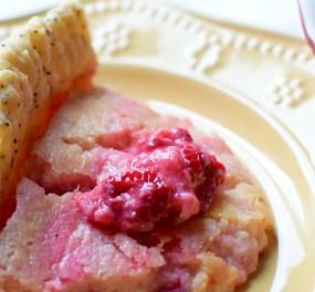 Raspberry Lemonade Cream Pie with Lemon Poppyseed Crust-036
