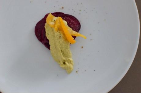 Basil Broccoli Lemon Pesto & Roasted Beets-005