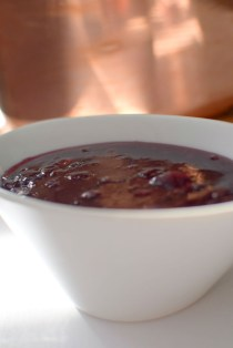 Simple Spiced Grape Jam-008