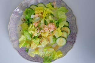 Fennel Mint Salad with Grapefruit Vinaigrette-005