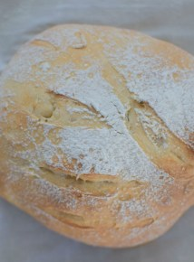 Artisan Basil Bread & Lime Butter-010
