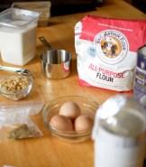 Cardamom Almond Bundt Cake