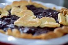 Chocolate Cherry Balsamic Pie-015