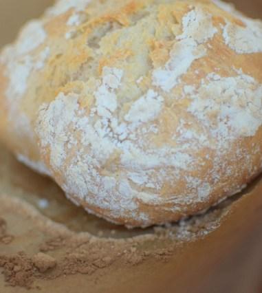 Easy Artisan Bread-015