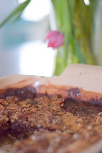 Chocolate Bourbon Pecan Pie Bars-024