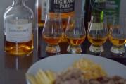 Whiskey & Scotch Tasting