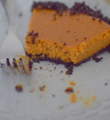 Chocolate Sesame Miso Sweet Potato Pie-028
