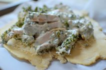 Blue Cheese Chicken Rosemary Galette-005