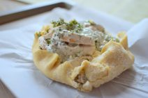 Blue Cheese Chicken Rosemary Galette-006
