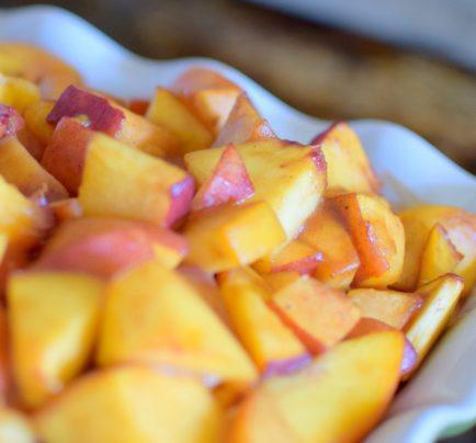 Summer Peach Cobbler-008