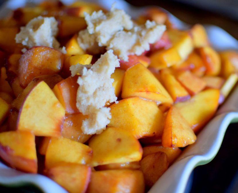 Summer Peach Cobbler-009