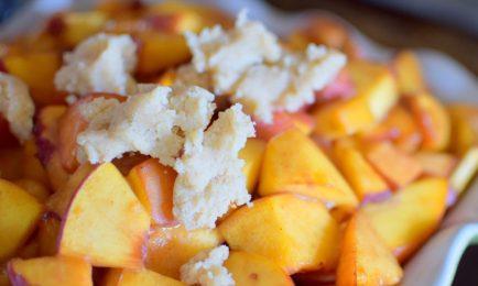 Summer Peach Cobbler-010