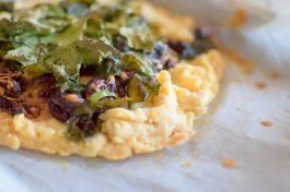 Gluten Free Italian Bruschetta Pie-006