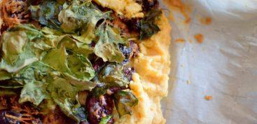 Gluten Free Italian Bruschetta Pie-007